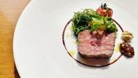 【2食付】A5ランク仙台牛 サーロインステーキを堪能シェフズスペシャル!贅極フルコース