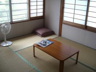 和室の個室