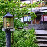 【1泊2食】湯めぐりと、田舎料理と、ランプの灯りと。