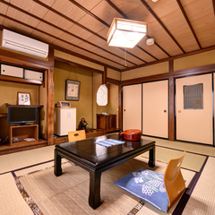 和室8畳〜10畳(バス・トイレ無)