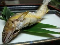 『禁煙ルーム』朝食は不要という方のプラン。夕食は鮎の塩焼き、山菜鍋等を。