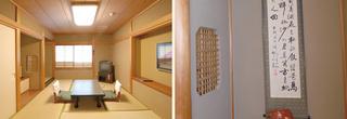 和室6〜8畳(2食付) バス・トイレ共同※現金特価