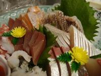 ちょっと贅沢淡路島を食尽くす新鮮な淡路のお造り・柔らかい淡路牛のフィレステーキ