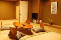 鳴門海峡を見ながら、角部屋和室2間(別館401)