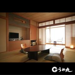 鳴門海峡を見ながら、癒しの和室10畳(本館)