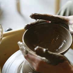 〜陶芸体験付プラン〜館内にある陶芸工房で楽しく思い出作り。『体験してみませんか??』