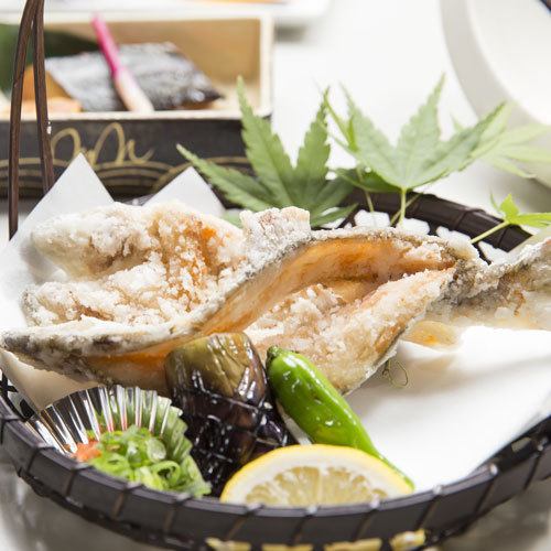 【楽天スーパーSALE】【あまご】塩江の山の幸・川の幸を使った里山料理を堪能