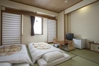 【素泊り】 和室プラン(客室内ユニットバス完備)