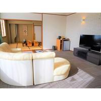 [禁煙]客室露天風呂付 特別和洋室