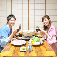 【彩り野菜を囲む♪】神戸ポーク蒸し鍋プラン 〜お部屋食確約〜