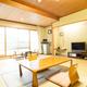 【禁煙】【14畳 和室】高野槙でできた部屋風呂