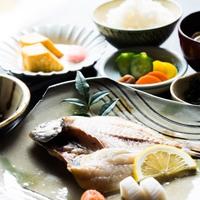 四季折々の旬の食材を使った朝食付きプラン♪美味しい朝食ご堪能下さい!【朝食付き】