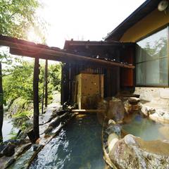 【離れスタンダードB】和室10畳+露天風呂+寝湯