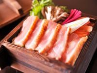 ☆熊本・阿蘇の美味な食材を楽しむ♪量少なめヘルシー料理『肥後赤鶏のセイロ蒸し』プラン