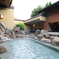 【シングルOK】朝食付プラン☆半露天風呂付客室で天然温泉をゆったり満喫しよう♪