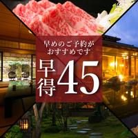 【早期割45】最大5,000円引き『野鶴亭』【さき楽45】