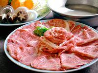 みんな大好き霜降り和牛!関西風で召し上がれ【夕朝食2食付 すき焼きプラン】