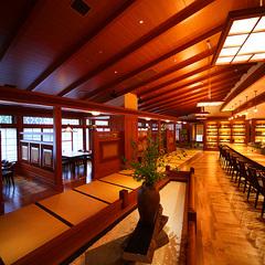 【一番人気プラン】露天風呂付き客室にご滞在 / ご夕食は山口県の山海の幸満載の会席料理