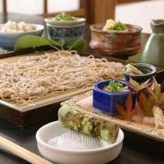 【九州ありがとうキャンペーン】【平日限定】1泊3食 蕎麦会席プラン♪■11時OUT■