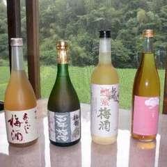 【平日限定】梅酒or焼酎or赤白ハーフワインの中から、二人で一杯♪お酒1本付プラン■11時OUT■