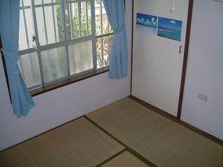 「1階和室」お部屋は変更する場合があります。夜間エアコン無料