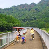 ◆サイクリング◆四季折々の風景を感じながら走行する全長約36kmの旅!【特典付】