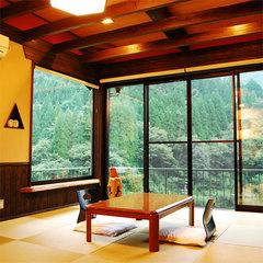 【ほたるの間】琉球畳の12畳和室/ソファー付き※現金特価※