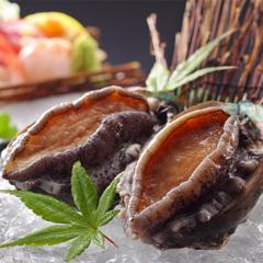 【 米沢牛 】山形の味を堪能!米沢牛ステーキに活き鮑&濃厚だだちゃ豆アイス=3日前までの完全予約制=