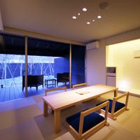 ◆露天風呂付き客室◆プライベートな露天空間と四季を彩る季節限定のお料理を堪能♪【禁煙】