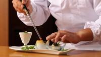 【 米沢牛 】上質な米沢牛ステーキを石焼プレートでお客様自身が焼きあげる= 3日前までの完全予約制=