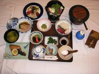 【夕食御膳・選べる朝食 2食付】プラン