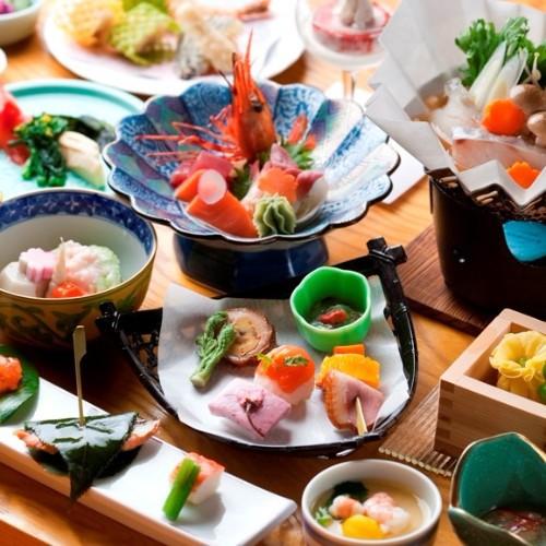 【スタンダード/1泊2食】おもてなしの心と四季の旬味を…「オロフレ膳」プラン