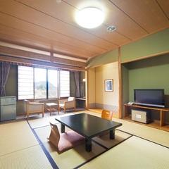 東館和室または和洋室 (ユニットバストイレ付)