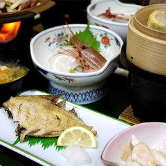 【露天風呂付客室 さくらの間】青森名物!旬の味覚を食す♪ベーシックプラン【2食】