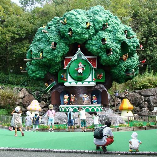 【日本の動物園ランキング第1位!のいち動物公園入園チケット付プラン】<1泊2食付>