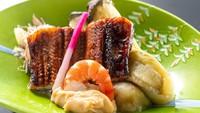 【旬彩物語/夏木立コース】和牛の柔らかローストビーフに室戸金目鯛のロースト、イセエビ具足煮
