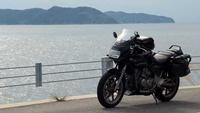 <平日も休前日も同料金>浜当目トンネル開通♪バイクは屋根付駐車可能!ツーリング・サイクリングプラン
