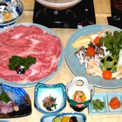 【選べる調理法】米沢牛(サーロイン)すき焼orしゃぶしゃぶを満喫♪