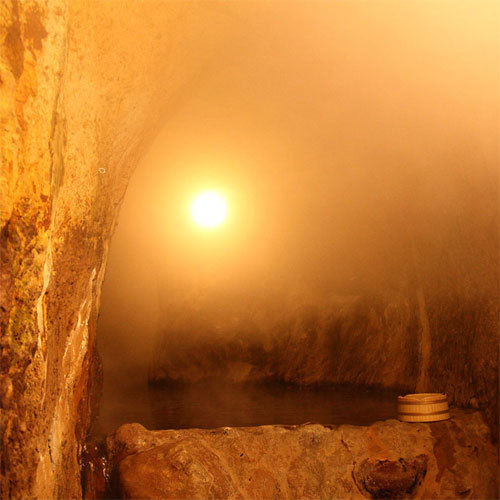 ◆女子旅◆朝はのんびり12時アウト♪洞窟風呂で美肌になろう