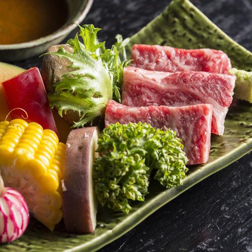 ≪料理自慢≫贅沢♪とろける肥後牛ステーキに舌鼓