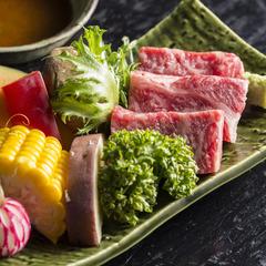 【料理自慢】贅沢☆とろける肥後牛ステーキに舌鼓