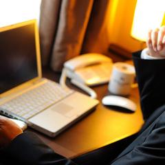 【ビジネス応援♪】ウコンの力でパワー充電!ビジネスサポート(素泊まり)