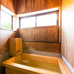 【檜の内風呂付き和室10畳【バストイレ付き】※温泉・2階