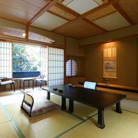 【禁煙◆準特別室】広縁付き12.5畳 上質な和室空間