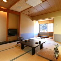 【標準客室】10畳 風情溢れるゆったり標準和室