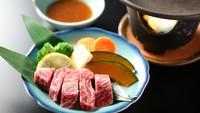 【長野県民限定】特別プラン「信州牛ステーキ陶板焼き」会席