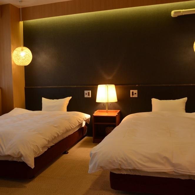 禁煙【洋室27平米】ベッドルーム