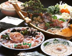 ★ 魚の王様 クエ鍋プラン ★