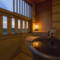 ◆新和室(温泉露天風呂付)