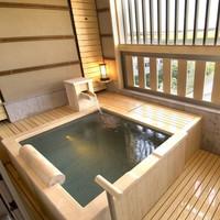 ◆純和室(温泉露天風呂付)